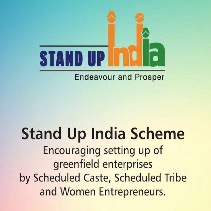 Standup India Scheme