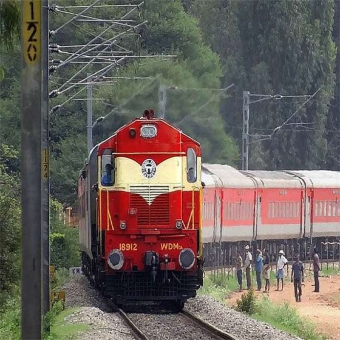 Indian Railways trains