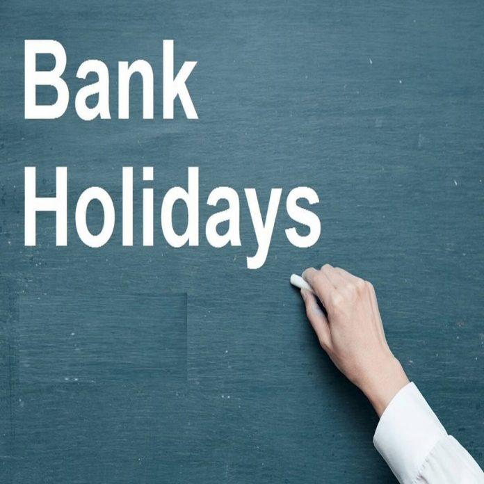 Bank Holidays in September