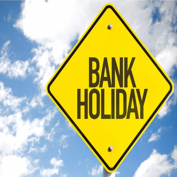 Bank Holiday in August