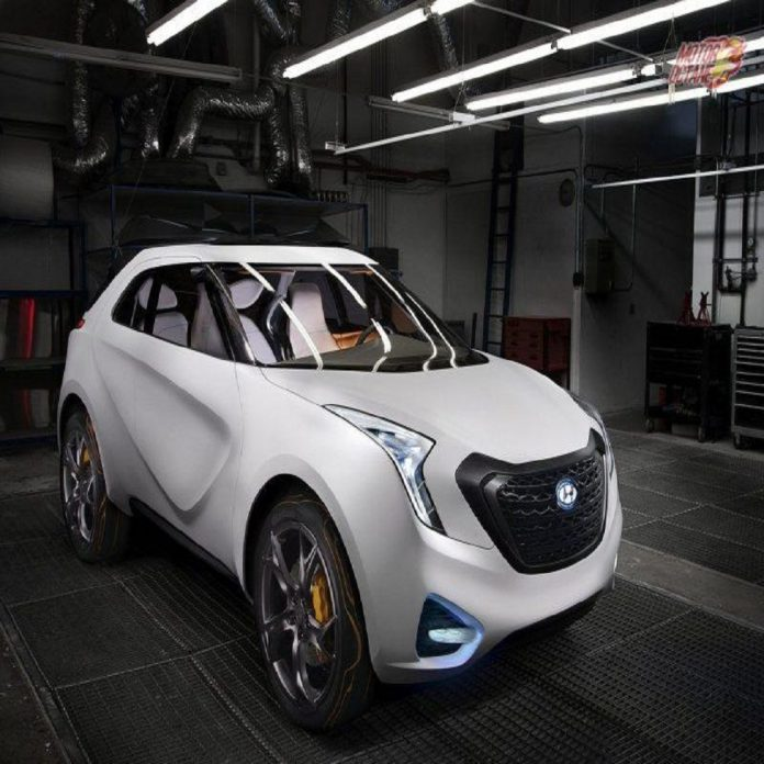 Hyundai's SUV