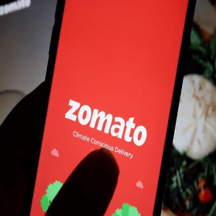 Zomato stock