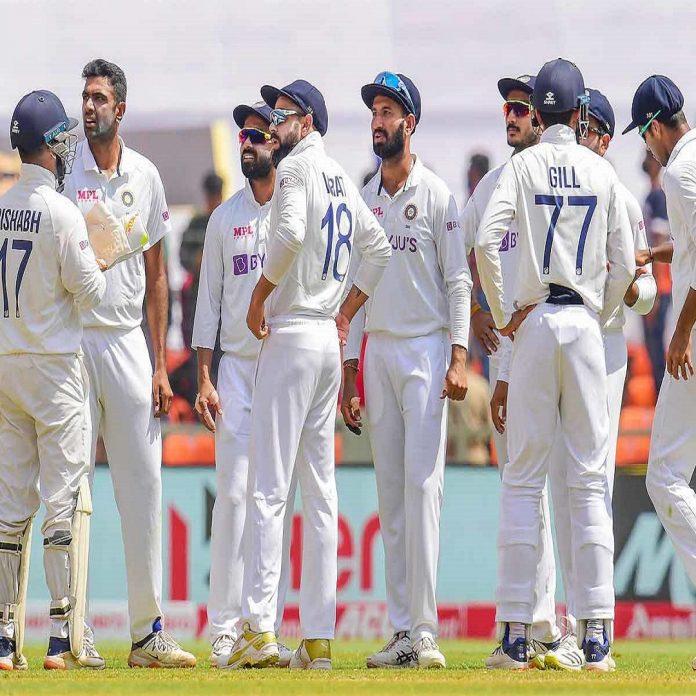 India-England Test series