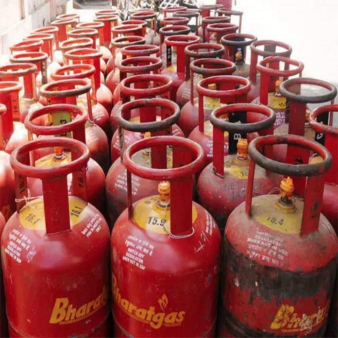 LPG cylinder Prices