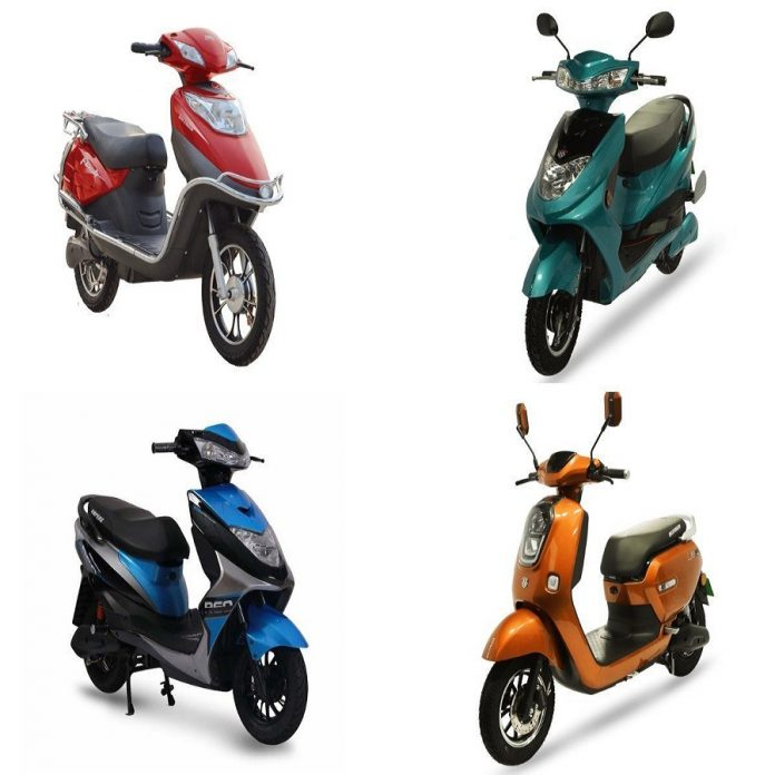 Top 5 Electric Scooters