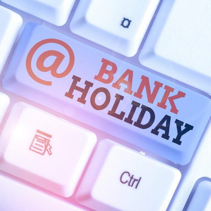 Bank Holidays in October