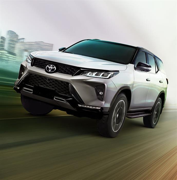 Toyota Fortuner