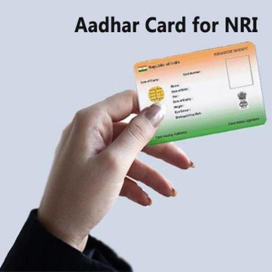 NRI Aadhaar Card Rule