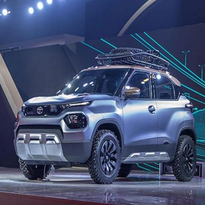 Tata Motors SUV HBX
