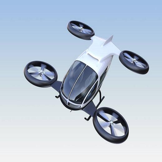 Asia First Hybrid Flying Car