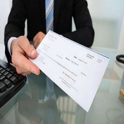 Positive Pay System