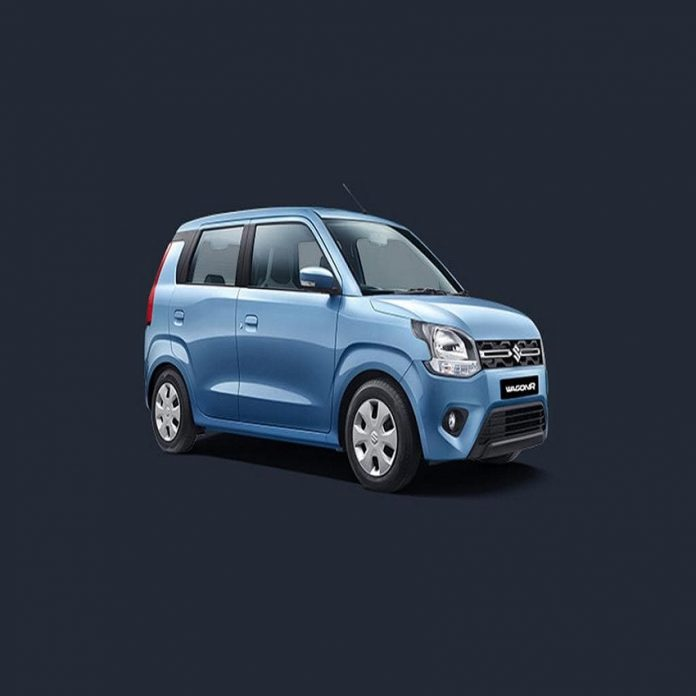 New model of Maruti Suzuki Wagon R
