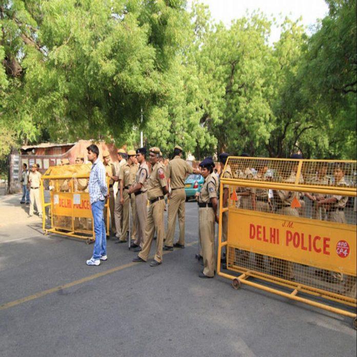 Pakistani Terrorist Arrested In Delhi